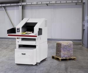 HSM SP 5080 - skartovací stroj