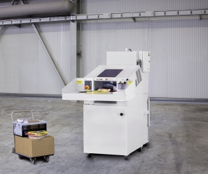 HSM SP 4040V - skartovací stroj
