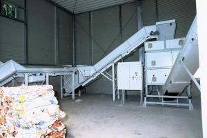 HSM TriShredder 6060 - skartovací stroj